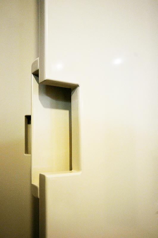 appartamento in bianco