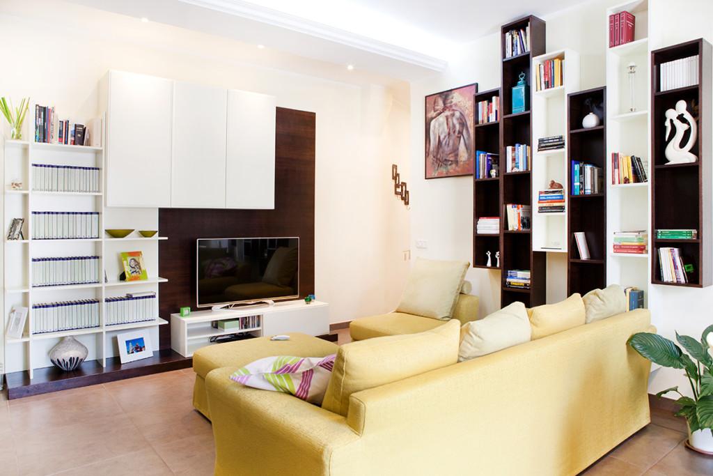 mobile TV e libreria